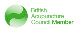 British Acupuncture Membership Badge